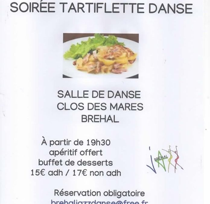 Repas dansant à Bréhal
