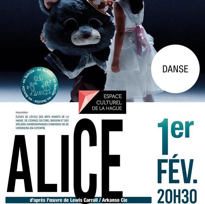 Spectacle danse contemporaine à Beaumont-Hague : COMPLET