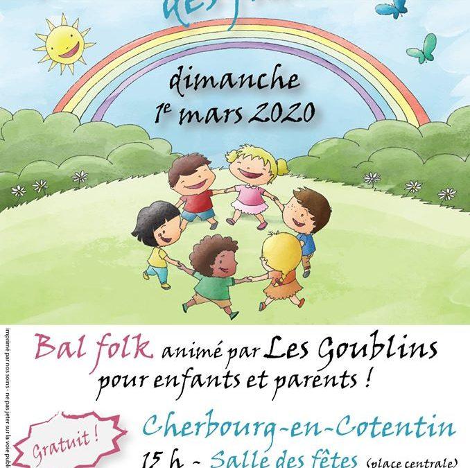 Bal folk à Cherbourg