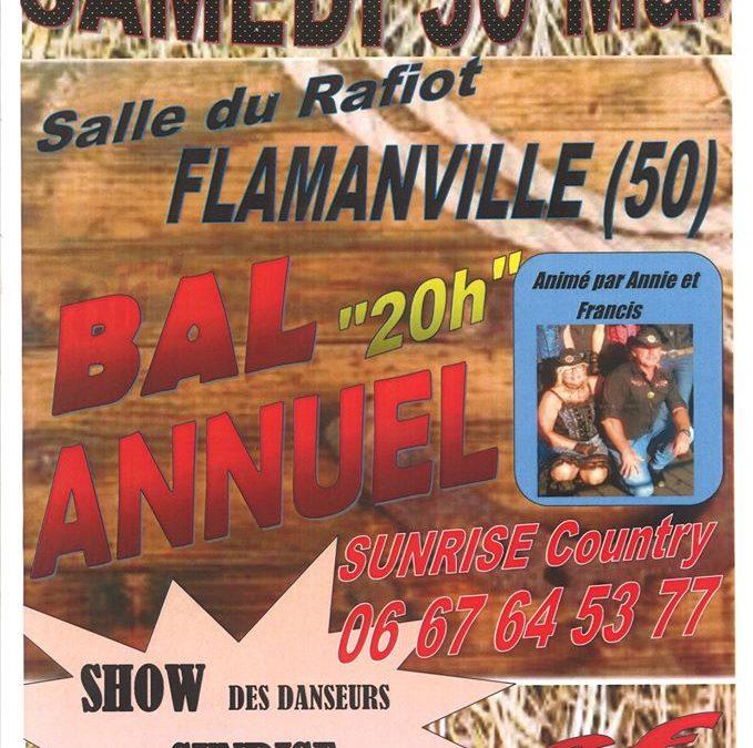 Bal country à Flamanville – ANNULÉ