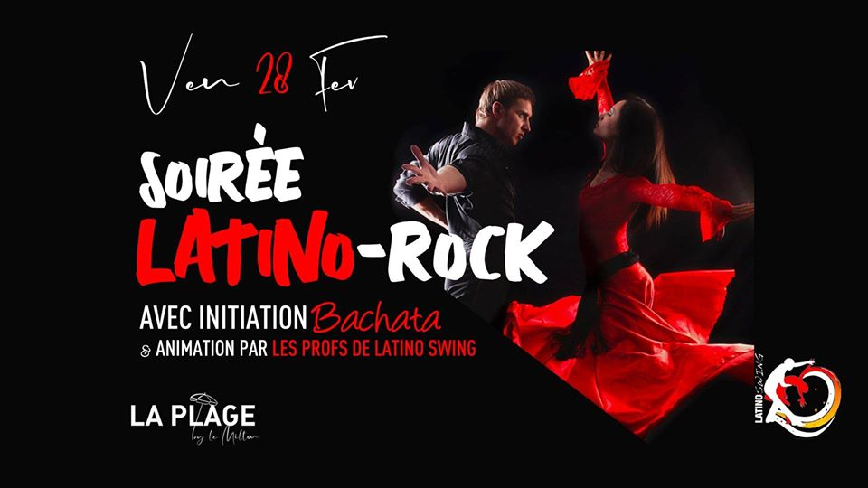 Soirée latino / rock à Saint-Lô