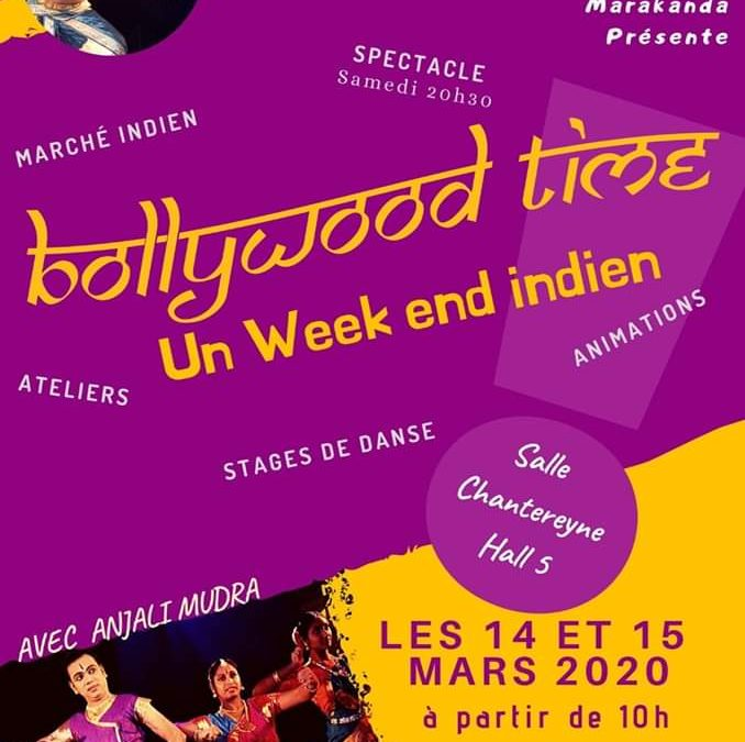 Week-end indien à Cherbourg – ANNULÉ